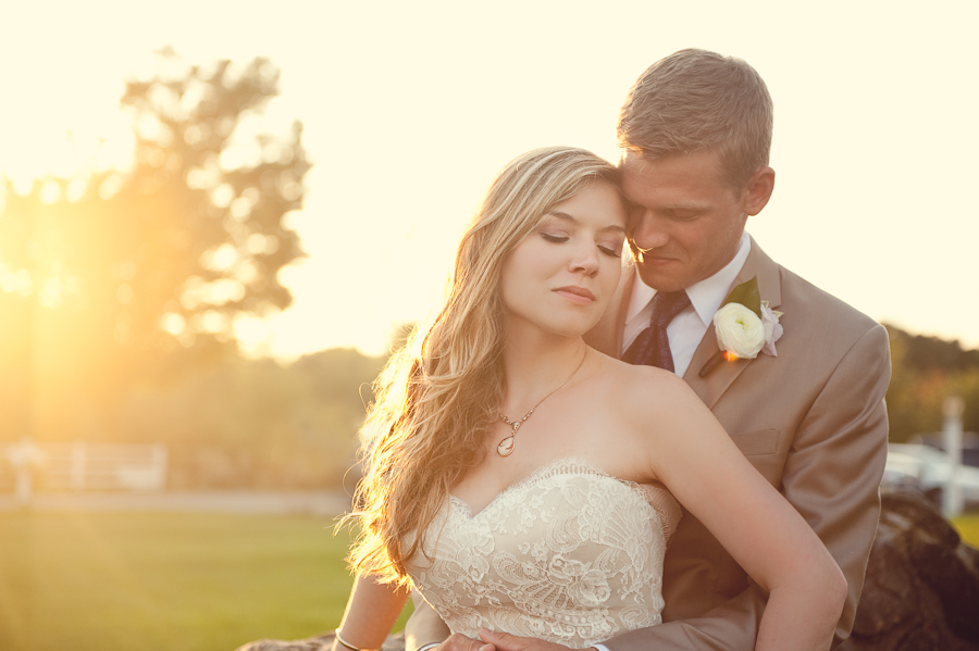 Jen and Eric's Wedding, Jonathan Edwards Winery