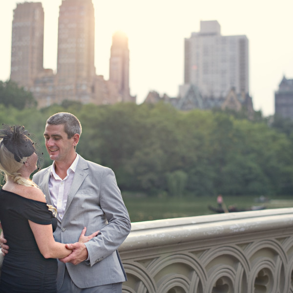 Katherine and Greg's Central Park Vow Renewal