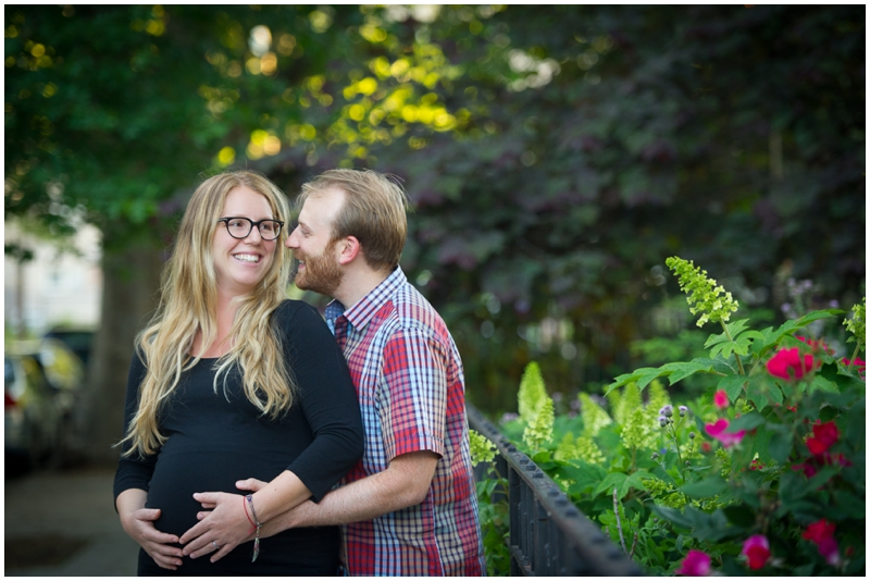 Lee and Jack's Maternity Session