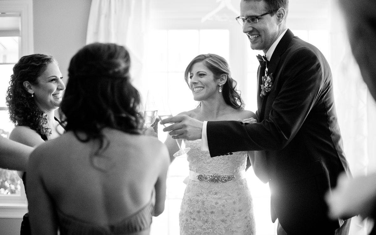 Nicole and Mercer's Hudson Valley Wedding