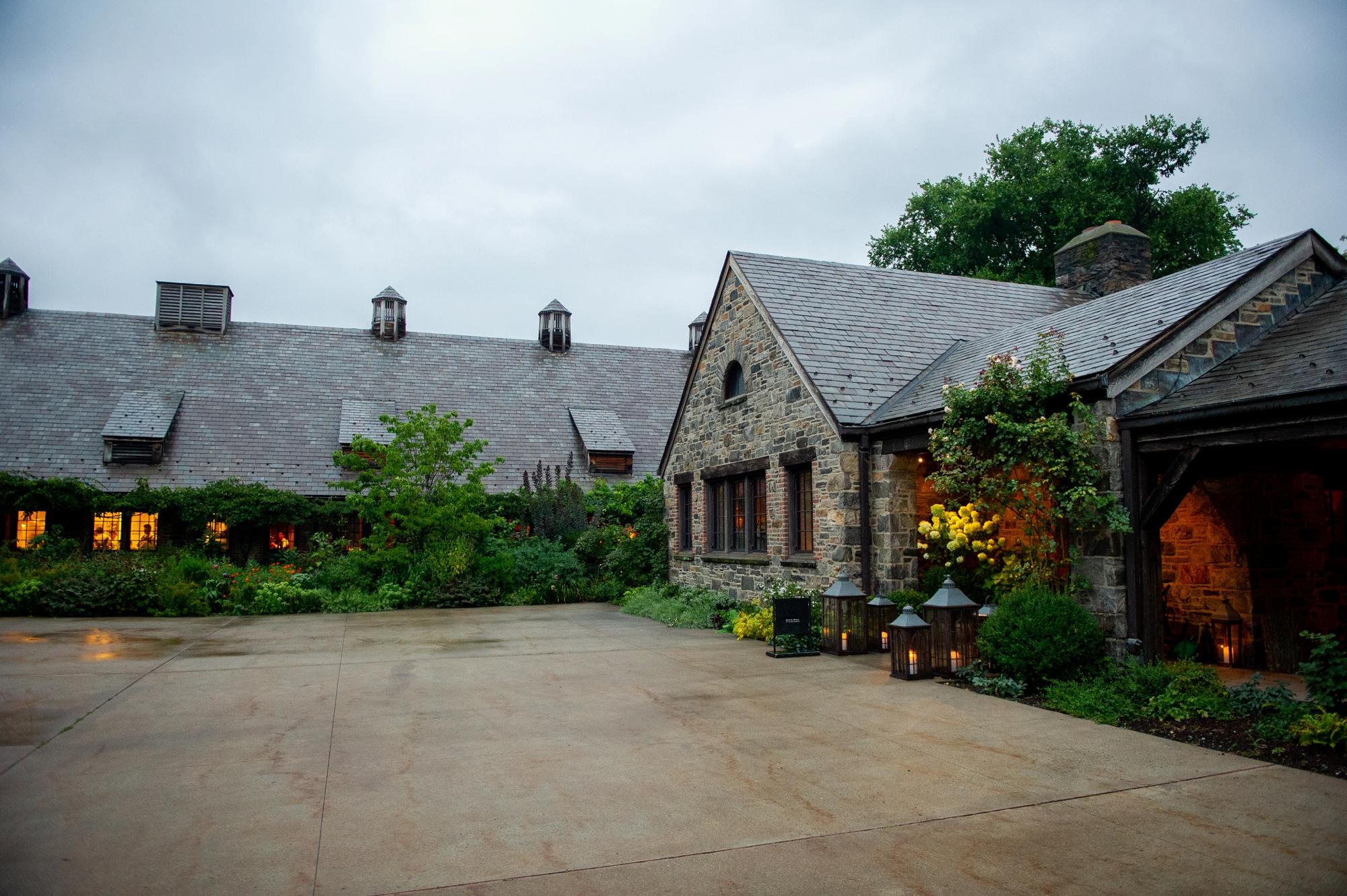 Blue Hill at Stone Barns Proposal